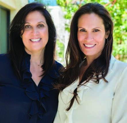 Nicki LaPorta & Karen Crystal