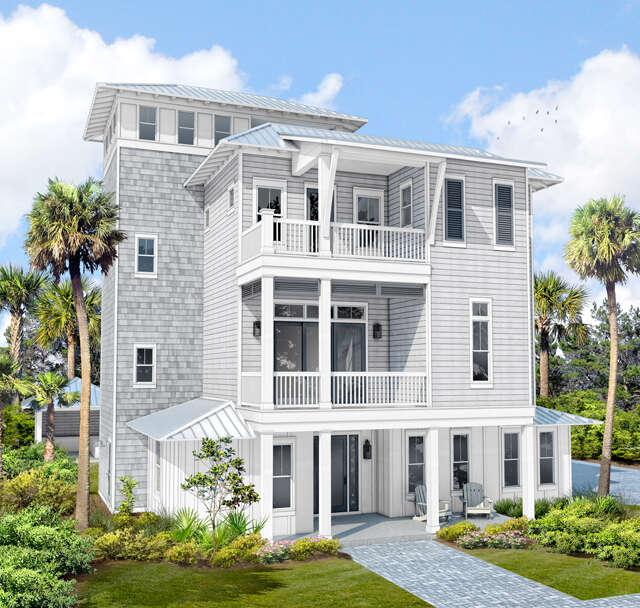 Single Family for Sale at 3 Mary Street Santa Rosa Beach, Florida 32459 United States