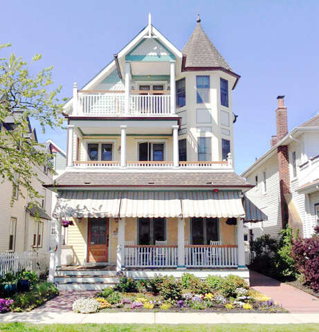 Single Family for Sale at 23 Heck Avenue Ocean Grove, New Jersey 07756 United States