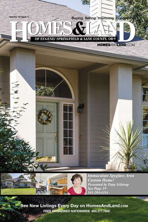 HOMES DIGEST Magazine Cover. Vol. 16, Issue 05, Page 19.