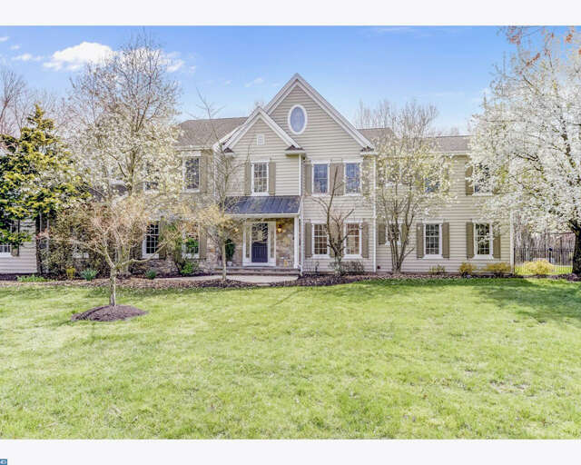 Single Family for Sale at 6 Fairway Dr Hopewell, New Jersey 08525 United States