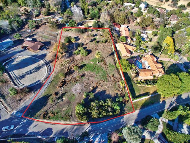 Land for Sale at 1798 Tumin Road La Habra Heights, California 90631 United States