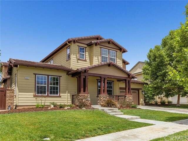 Single Family for Sale at 25767 Lacebark Road Corona, California 92883 United States