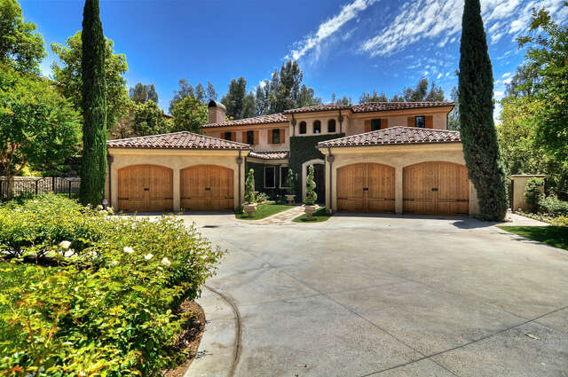 Single Family for Sale at 17944 Via Ranchero Yorba Linda, California 92886 United States