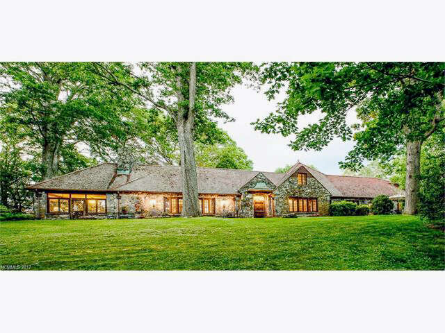 Single Family for Sale at 820 Town Mountain Road Asheville, North Carolina 28804 United States