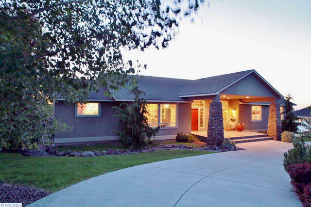 Single Family for Sale at 1249 Country Ridge Drive Richland, Washington 99352 United States