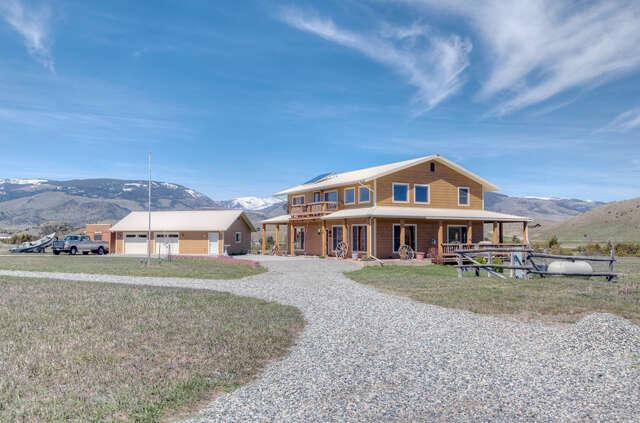 Single Family for Sale at 43 Eastep Lane Livingston, Montana 59047 United States