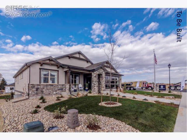 Single Family for Sale at 4333 Shepardscress Dr Johnstown, Colorado 80534 United States