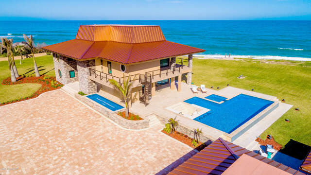 Single Family for Sale at 8145 S Highway A1a # 0 Melbourne Beach, Florida 32951 United States
