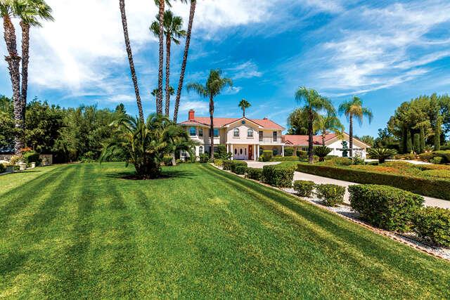 Single Family for Sale at 31150 Mariposa Place Temecula, California 92592 United States