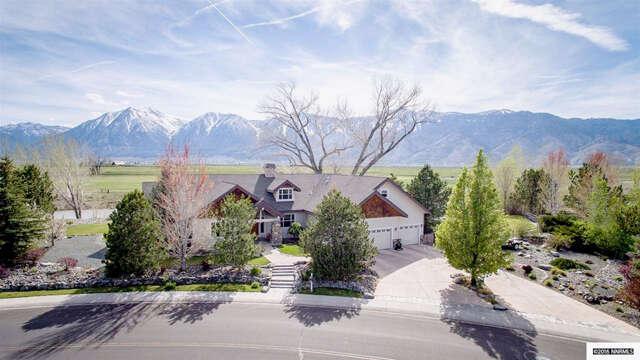 Single Family for Sale at 877 Mahogany Drive Minden, Nevada 89423 United States