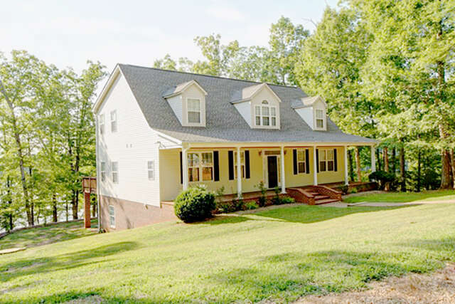 Single Family for Sale at 520 Olde Forest Road Clarksville, Virginia 23927 United States