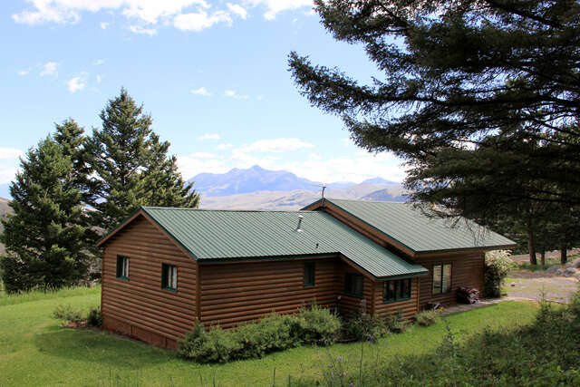 Single Family for Sale at 337 Rock Creek Road Emigrant, Montana 59027 United States