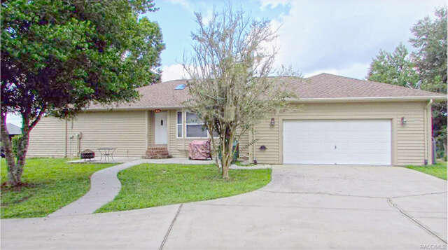 Single Family for Sale at 2607 E Taschereau Path Inverness, Florida 34453 United States