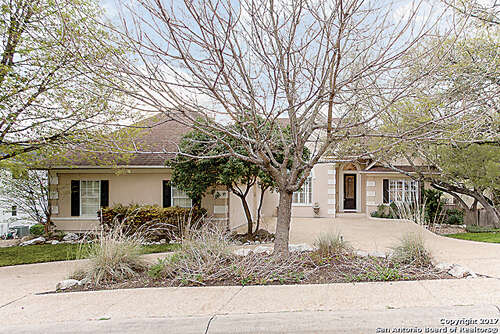 Real Estate for Sale, ListingId:43897741, location: 18315 Apache Springs Dr San Antonio 78259