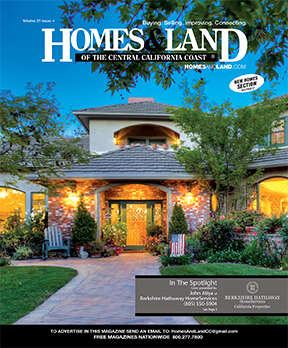 HOMES & LAND Magazine Cover. Vol. 21, Issue 04, Page 12.