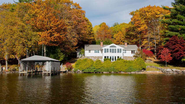 Single Family for Sale at 80 Edgewater Drive Gilford, New Hampshire 03249 United States
