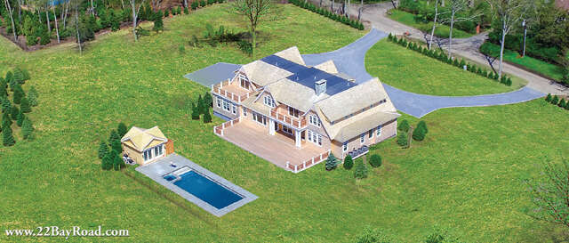 Single Family for Sale at 22 Bay Road Quogue, New York 11959 United States