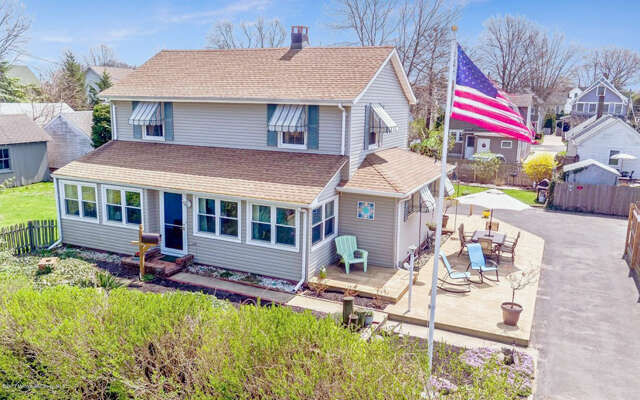 Single Family for Sale at 519 1/2 Saint Clair Avenue Spring Lake, New Jersey 07762 United States