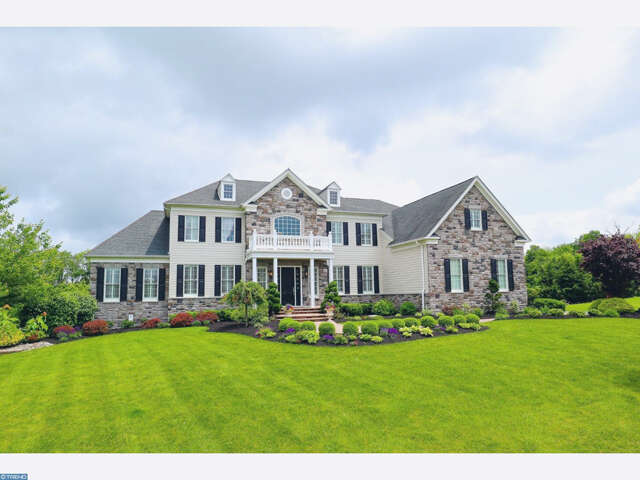 Single Family for Sale at 208 Jane Chapman Dr Newtown, Pennsylvania 18940 United States