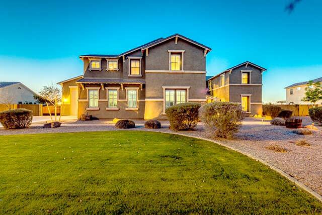 Single Family for Sale at 6264 Reseda Gilbert, Arizona 85298 United States