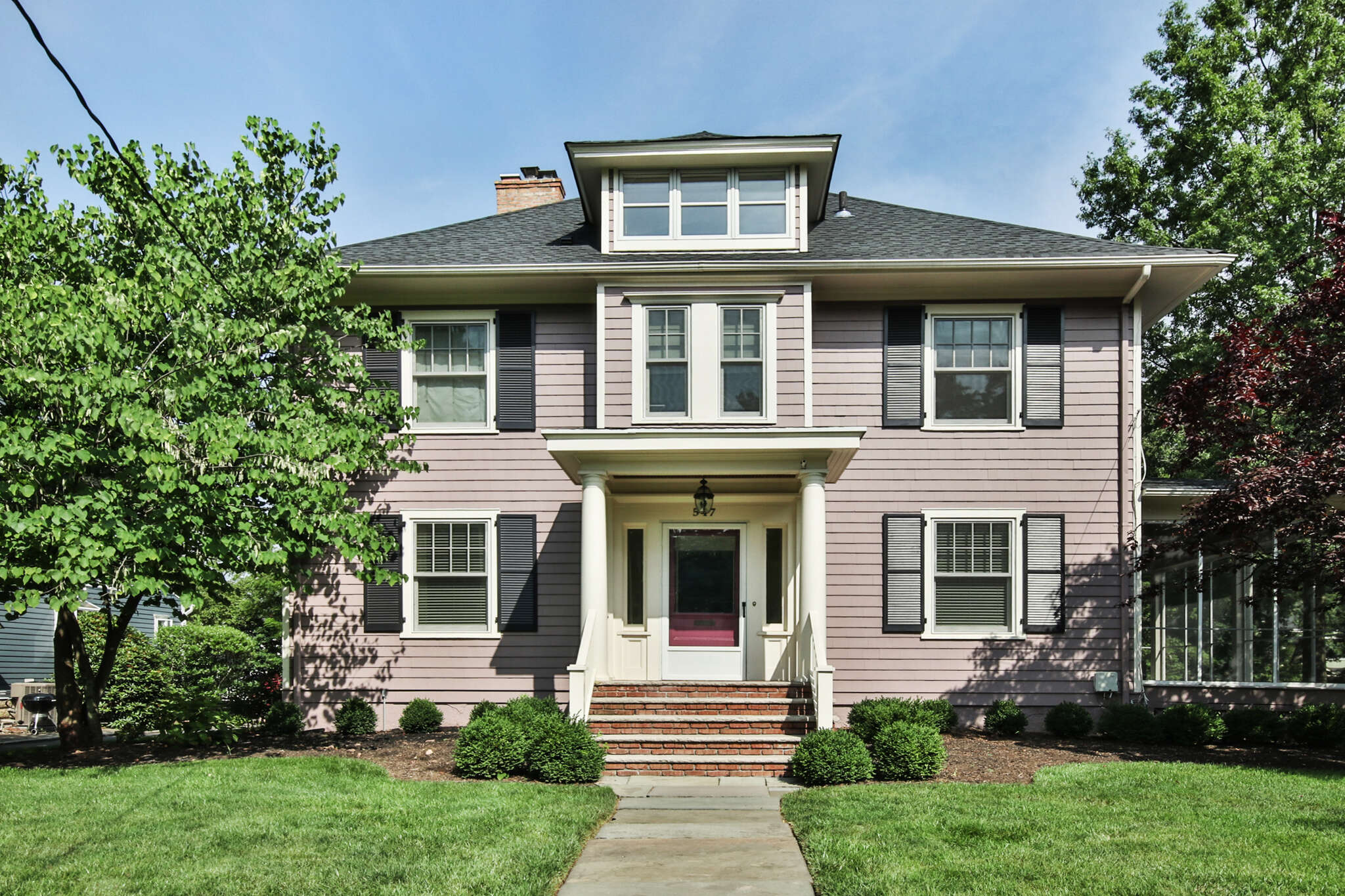 Single Family for Sale at 547 St. Marks Avenue Westfield, New Jersey 07090 United States