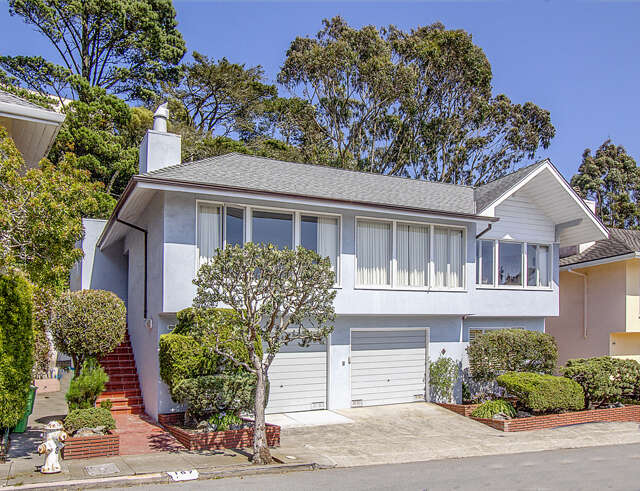 Single Family for Sale at 167 Maywood Drive San Francisco, California 94127 United States