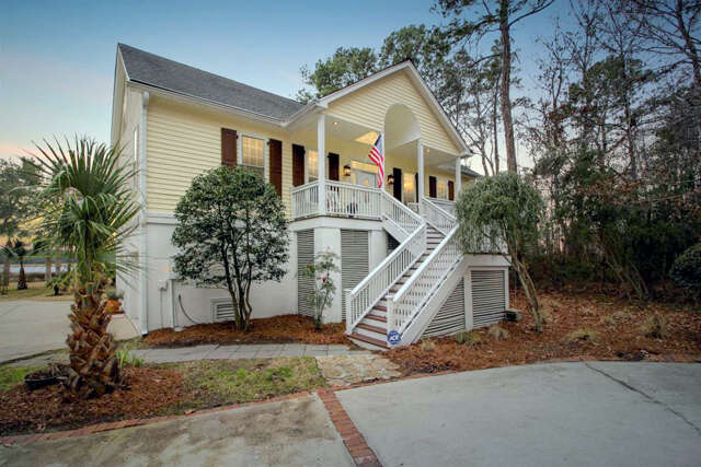 Single Family for Sale at 1394 Eden Road Awendaw, South Carolina 29429 United States