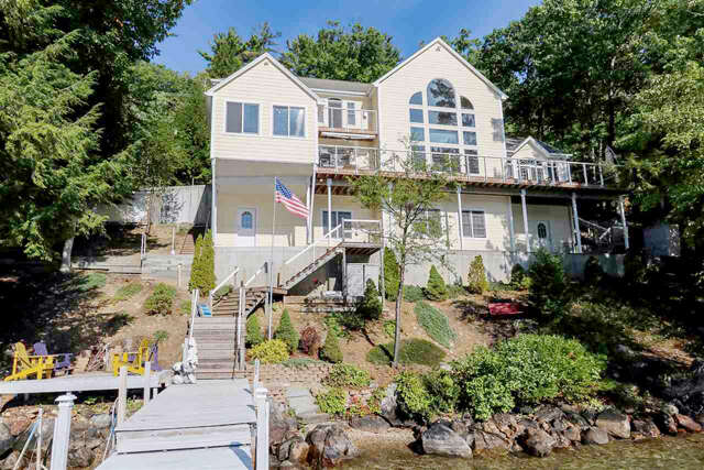 Single Family for Sale at 9 Georges Road Alton, New Hampshire 03809 United States