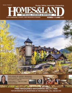 HOMES & LAND Magazine Cover. Vol. 13, Issue 02, Page 49.