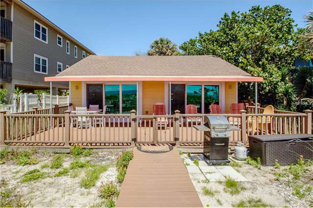 Single Family for Sale at 812 Beach Trail Indian Rocks Beach, Florida 33785 United States