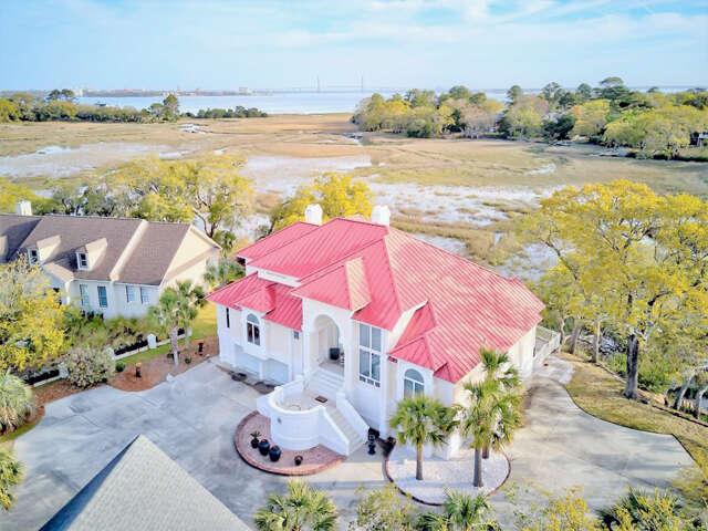 Single Family for Sale at 857 Whispering Marsh Drive Charleston, South Carolina 29412 United States