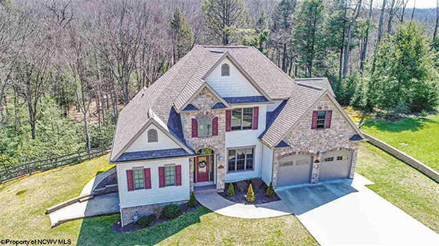 Single Family for Sale at 306 Teardrop Court Morgantown, West Virginia 26508 United States
