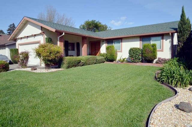 Single Family for Sale at 1260 Berrydale Drive Petaluma, California 94954 United States