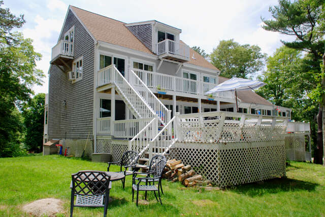 Single Family for Sale at 171 County Road Bourne, Massachusetts 02532 United States
