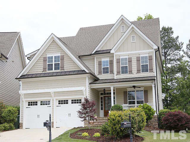 Single Family for Sale at 7025 Talton Ridge Drive Cary, North Carolina 27519 United States