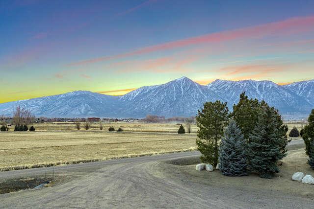Land for Sale at 1100 Wyatt Ln Gardnerville, Nevada 89460 United States
