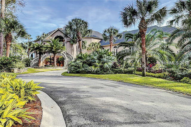 Single Family for Sale at 38 Castlebridge Lane Hilton Head Island, South Carolina 29928 United States