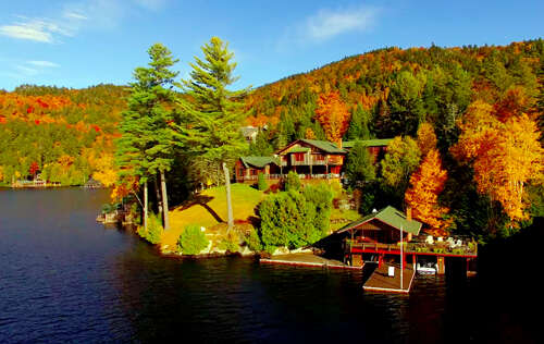 Single Family for Sale at 193 Ruisseaumont Way Lake Placid, New York 12946 United States
