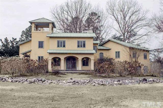 Single Family for Sale at 6097 Bob Daniel Road Oxford, North Carolina 27565 United States