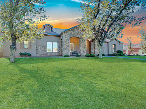 Single Family for Sale at 20211 E Sunset Court Queen Creek, Arizona 85142 United States