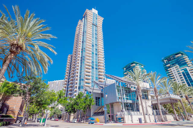 Condominium for Sale at 550 Front Street #1006 San Diego, California 92101 United States