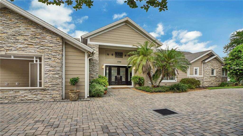Single Family for Sale at 2790 E Crooked Lake Drive Eustis, Florida 32726 United States