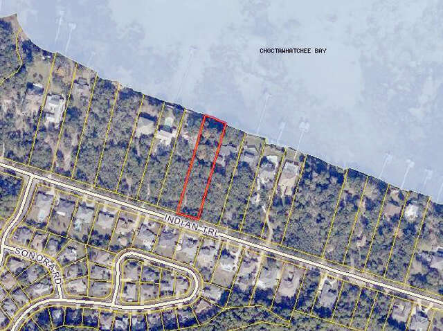 Investment for Sale at 3917 Indian Trail Destin, Florida 32541 United States