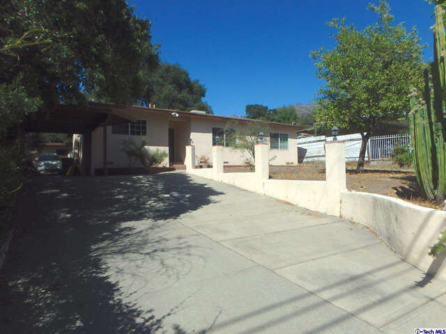 Single Family for Sale at 6523 Olcott Street Tujunga, California 91042 United States