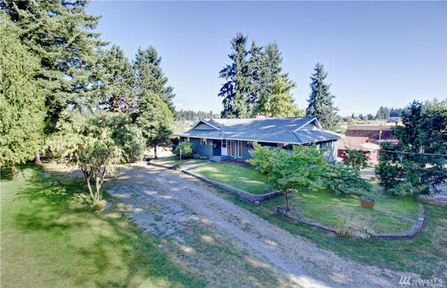 Single Family for Sale at 13720 218th St E Graham, Washington 98338 United States