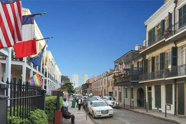 Multi Family for Sale at 1227 Chartres Street New Orleans, Louisiana 70116 United States