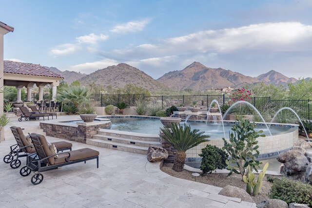 Single Family for Sale at 10211 E Chino Drive Scottsdale, Arizona 85255 United States
