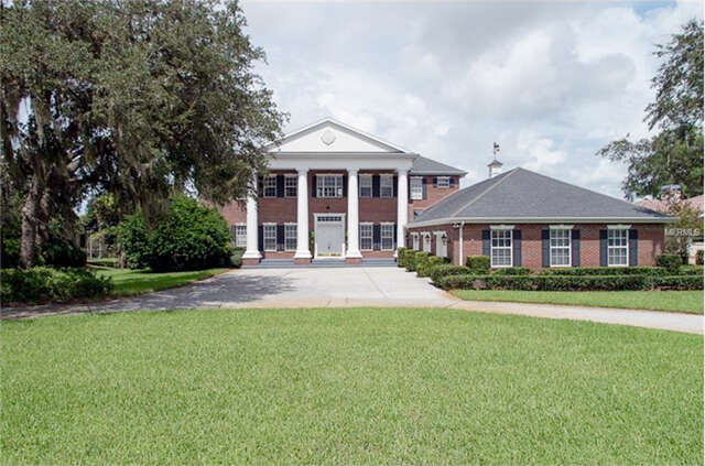 Single Family for Sale at 1084 Riverside Ridge Road Tarpon Springs, Florida 34688 United States