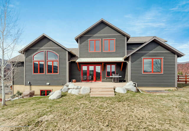 Single Family for Sale at 236 Red Cliff Circle Glenwood Springs, Colorado 81601 United States
